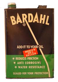 Bardahl Orginal classic 5 liter can