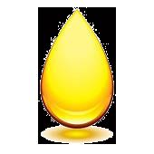 oliedruppel