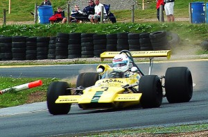 Team Bardahl Emerson Fittipaldi Lotus F2