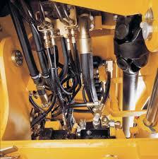 hydrauliek onderhoud met hydraulisch olie van Bardahl