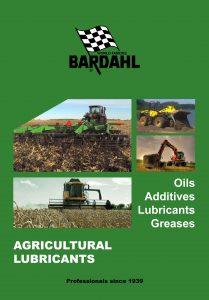 Bardahl agricultural brochure 1