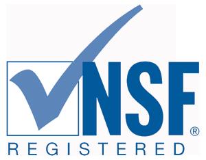 food grade NSF certificaat