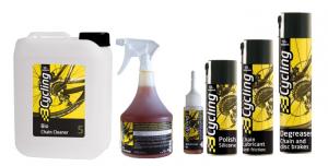 Bardahl fiets smeermiddelen en onderhoudsmiddelen