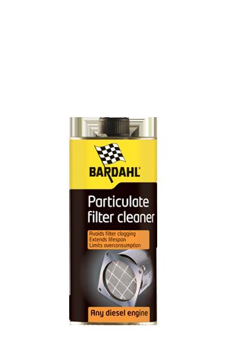 Bardahl DPF Roetfilter Reiniger