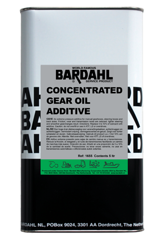 Concentrated Gear Oil Additief
