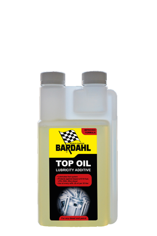 Bardahl Top Oil E10 benzine bescherming