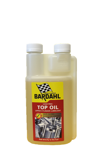 Top Oil for extra lubrication