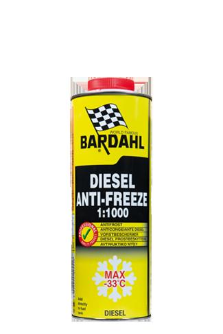 Bardahl diesel antifreeze 1 ltr