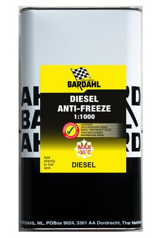 Bardahl diesel antifreeze 5 ltr