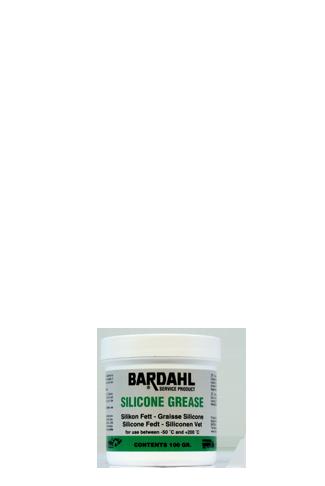 Bardahl siliconenvet 100gr
