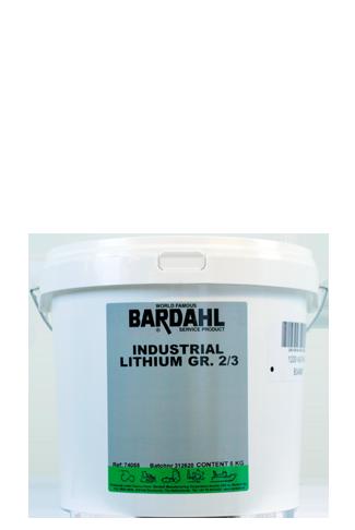 Bardahl Lithium vet 2/3 5kg