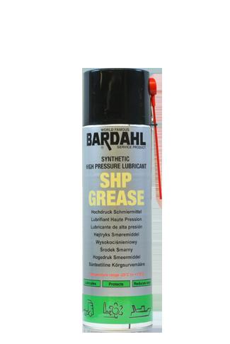 Bardahl SHP Grease waterafstotend vet