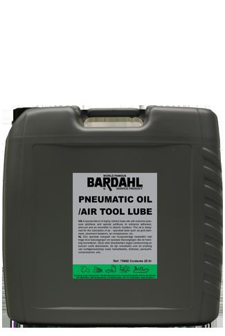 Bardahl Pneumatische Olie