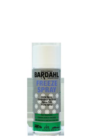 Bardahl Freeze Spray