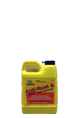 Bardahl Anti Rust & Water Lubricant