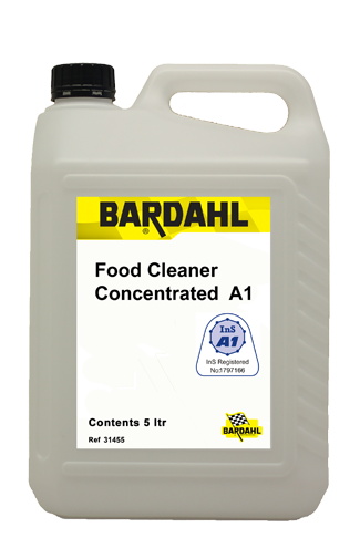 Bardahl Food Grade Cleaner A1 InS