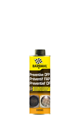 Bardahl Roetfilter reiniger preventief