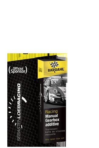 Racing versnellingsbakolie toevoeging