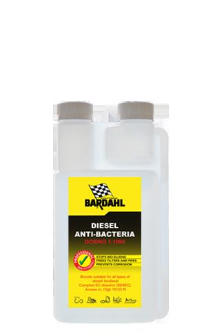 Bardahl Diesel Anti Bacterie - 500ml biocide