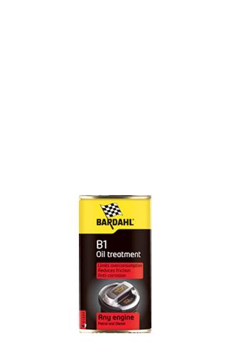 Bardahl B1 Anti Wear Additive with high zinc level, Bardahl