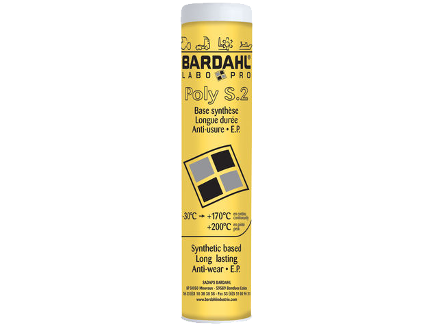 Bardahl Poly S2 Grease