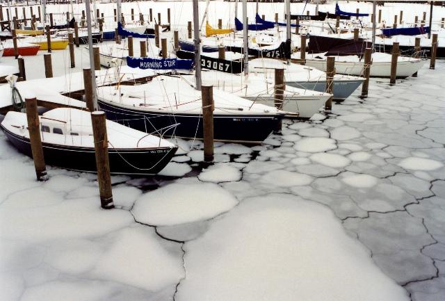 Maak de boot winterklaar