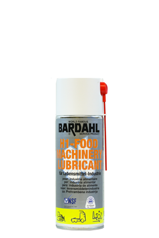 Bardahl Food Machinery Lubricant 400ml