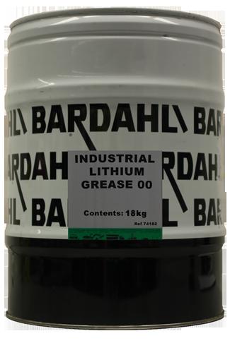 lithium grease 00 18kg