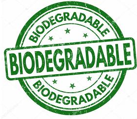 Biologisch afbreekbaar