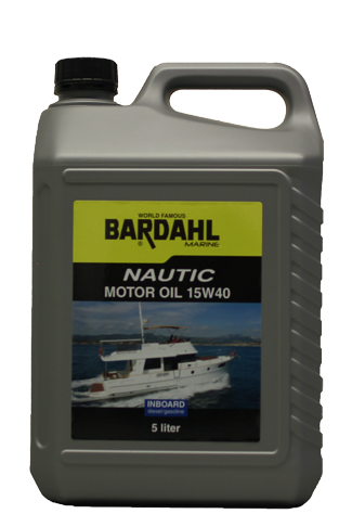 Nautic 15w40 Inboard 4 Stroke Bardahl Bardahl