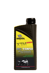 XTM Motorcycle oil 15W50 semi-synthic