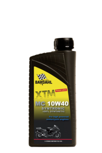 XTM motorcycle oil 10W40 fully synthetic