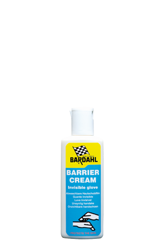 Bardahl Barrier Cream: de onzichtbare handschoen 100ml