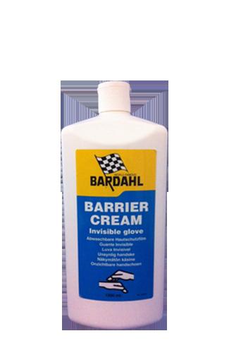 Bardahl Barrier Cream; de onzichtbare handschoen 1ltr