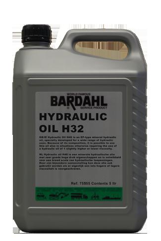 Bardahl Hydraulische olie