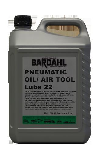 Bardahl Pneumatische Olie ISO 22