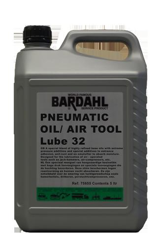 Bardahl Pneumatische Olie ISO 32