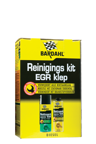 EGR contaminated? EGR Valve Cleaning Kit ! | Bardahl since 1939 Bardahl